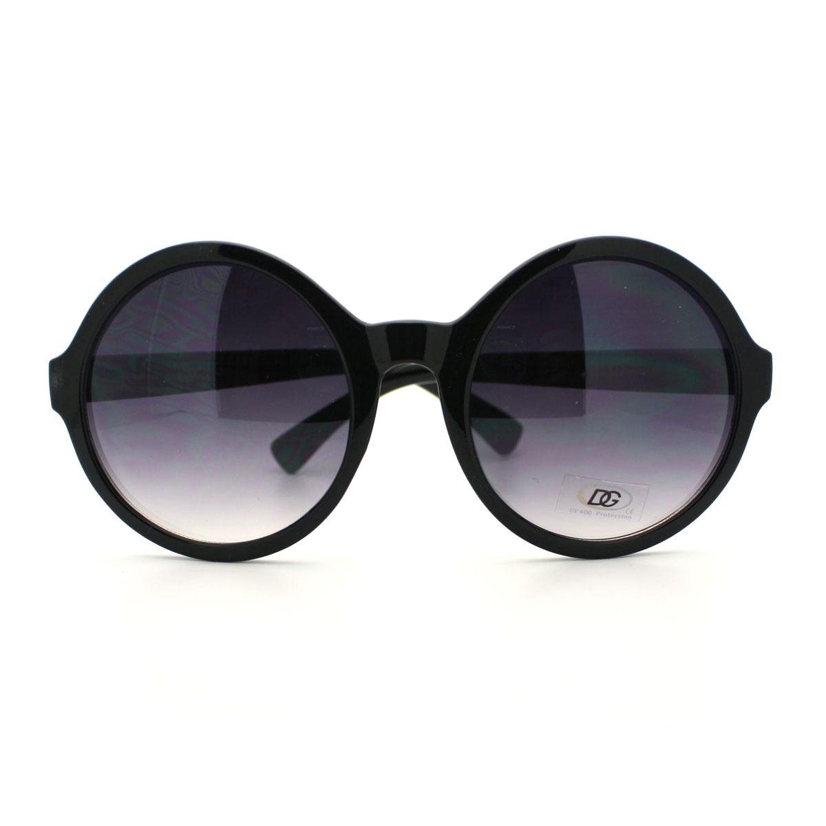 Round Shades Sunglasses  dg eyewear fashion circle lens sunglasses oversized round