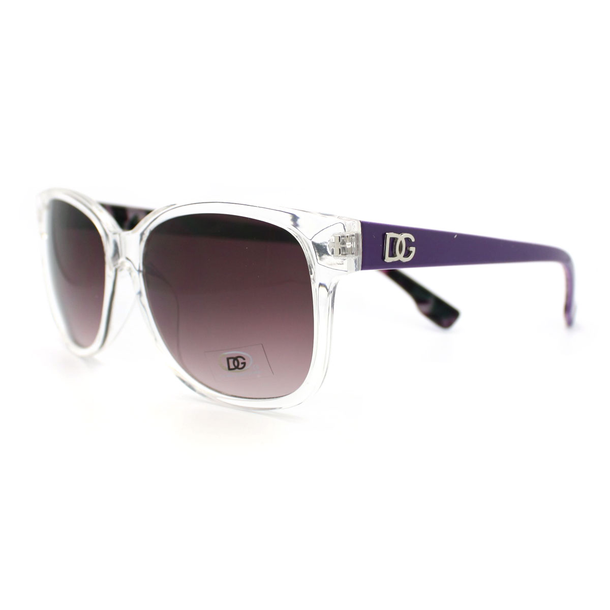Womens Fashion Sunglasses with Clear Frame Front eBay