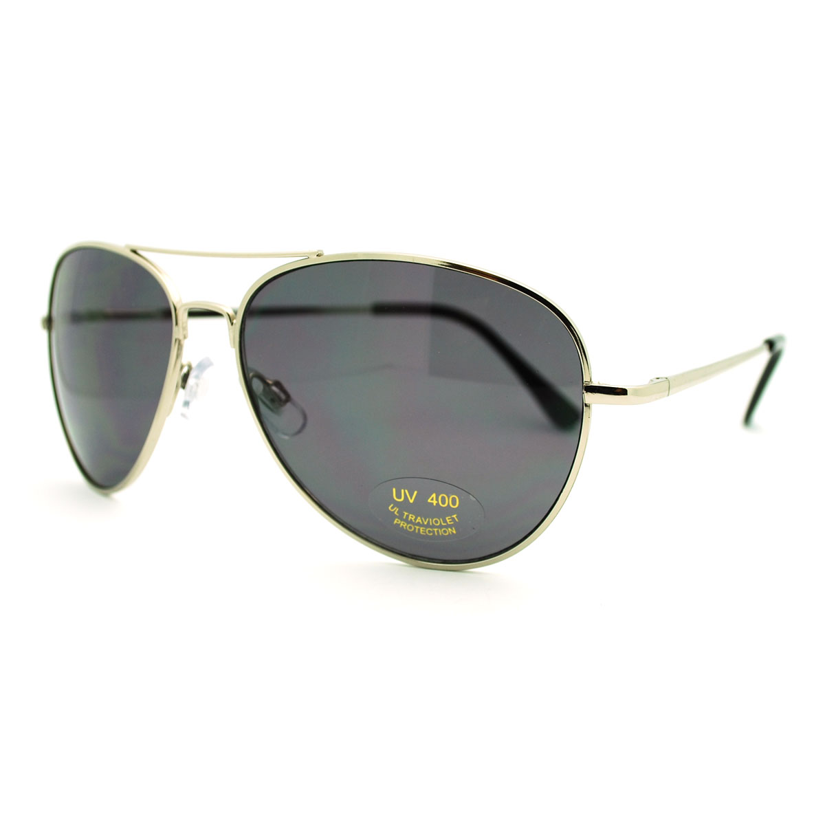 Original Aviator Sunglasses  classic tear drop shape metal frame aviator sunglasses ebay