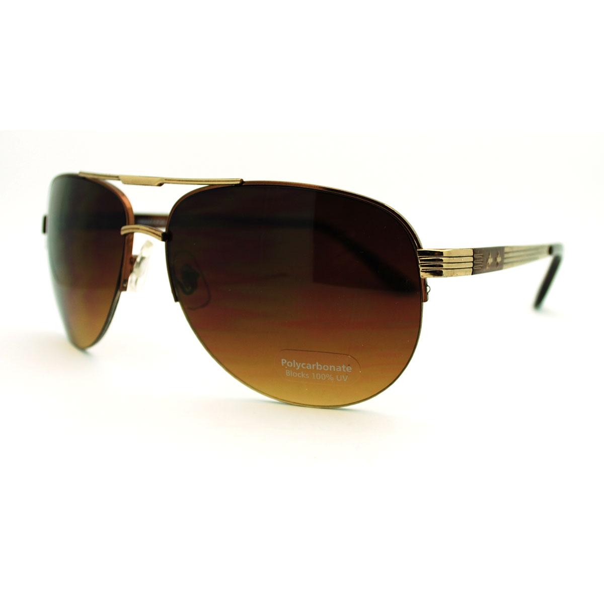 Classic Men's European Fashion Aviator Sunglasses