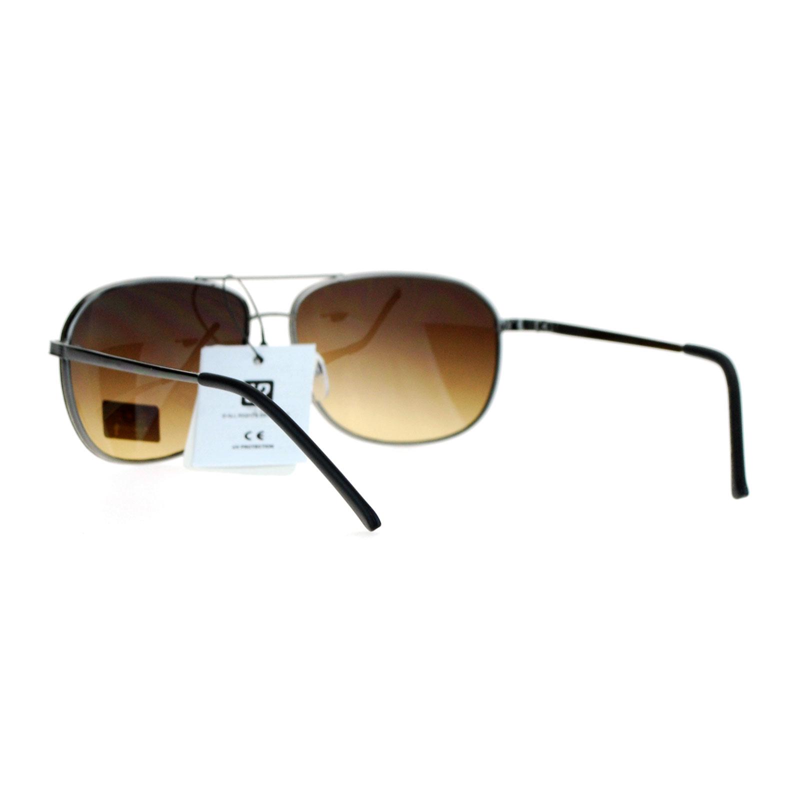 2a152fc17abb Rimless Aviator Sunglasses Men