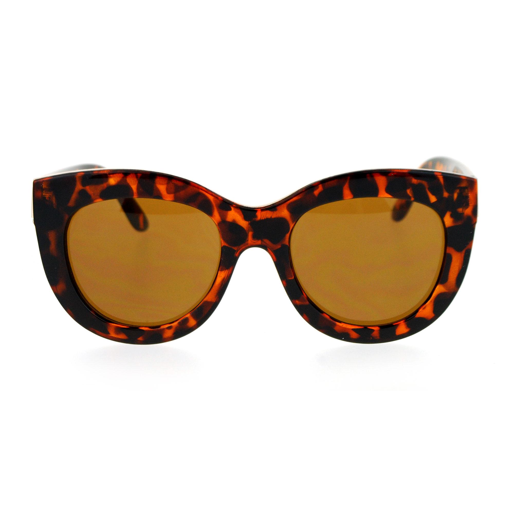 bca923a75c6e Thick Black Cat Eye Glasses