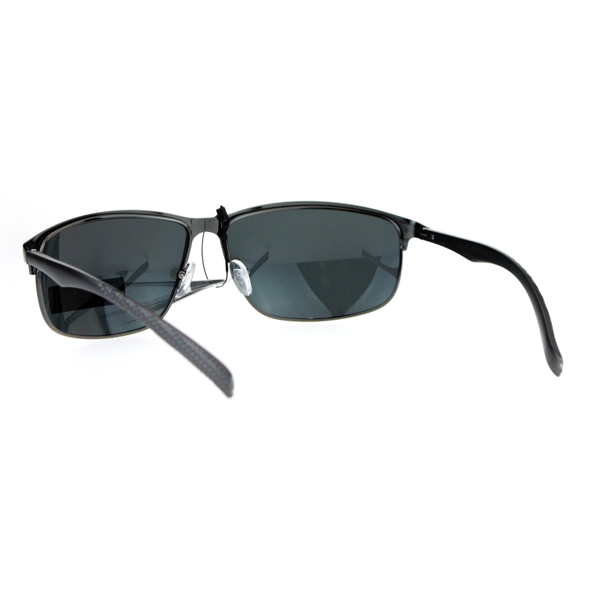 Half Rim Sunglasses For Men David Simchi Levi