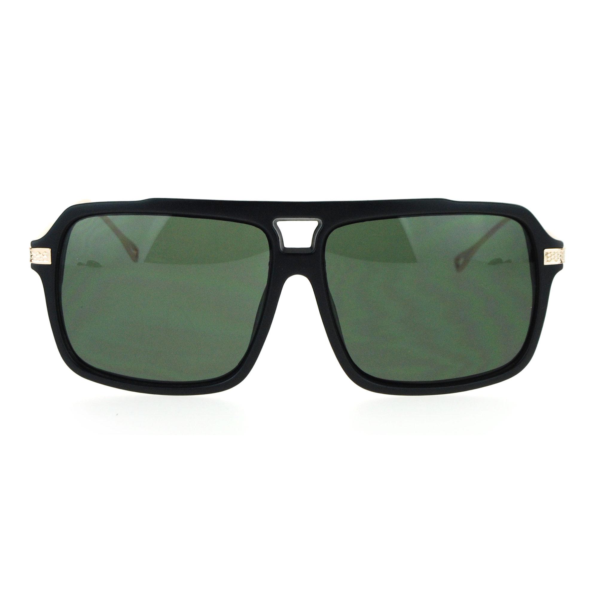 86b4e638faa7 Sunglasses   Sunglasses Accessories Oversized 80s Classic Retro Hip Hop  Rapper Style Sun Glasses Thick Black Frame