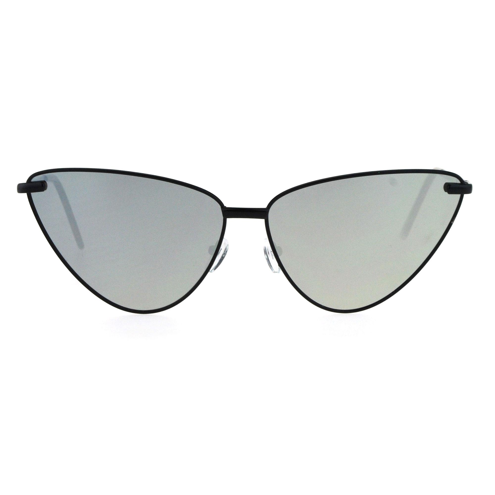 Hong der Sonnenbrille Metall Cat Eye Sonnenbrille Ocean - E azbQe