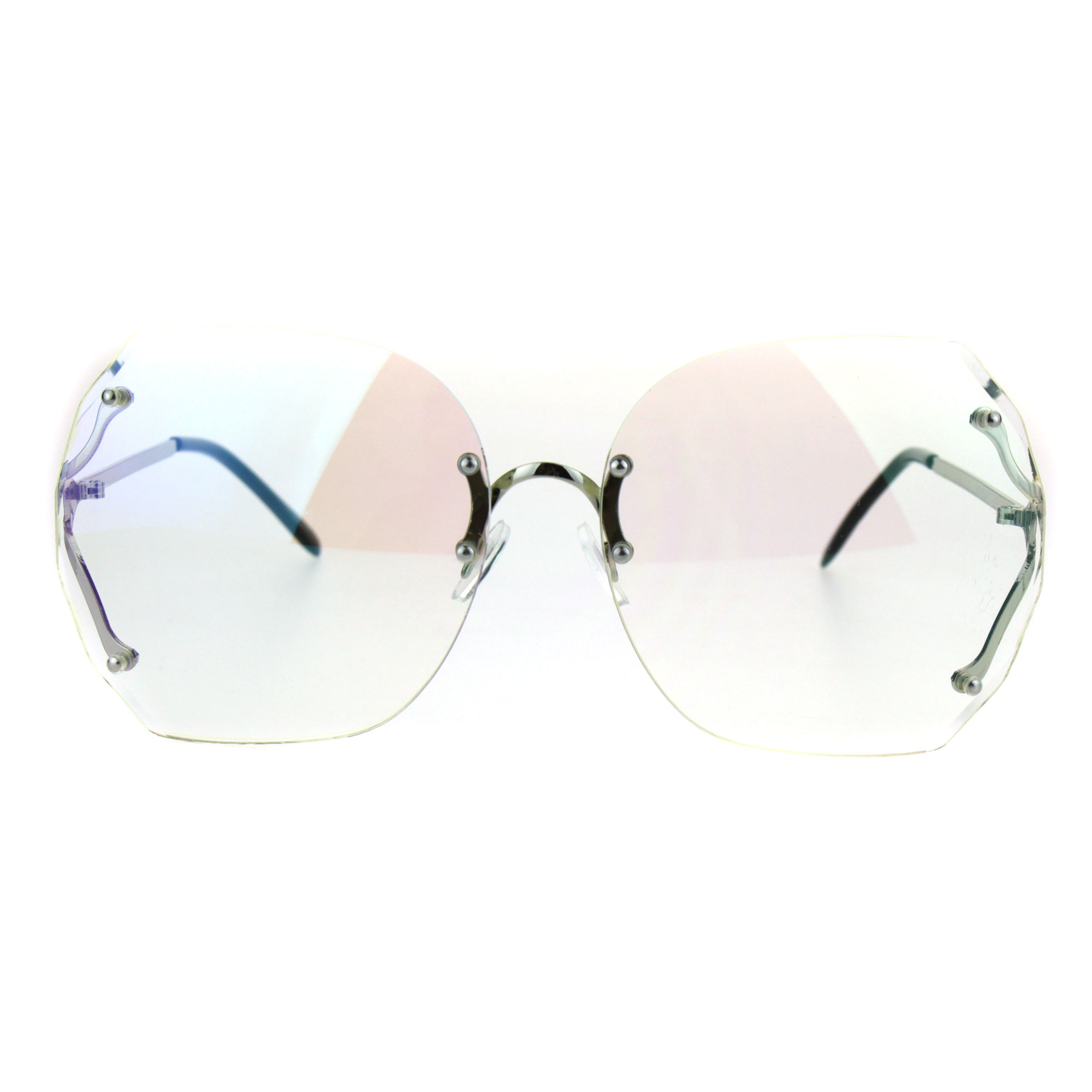 2bd92290bde Ladies Rimless Glasses « One More Soul