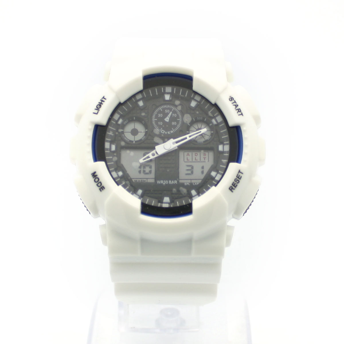 new trendy sports shock obsorbing dual digital and